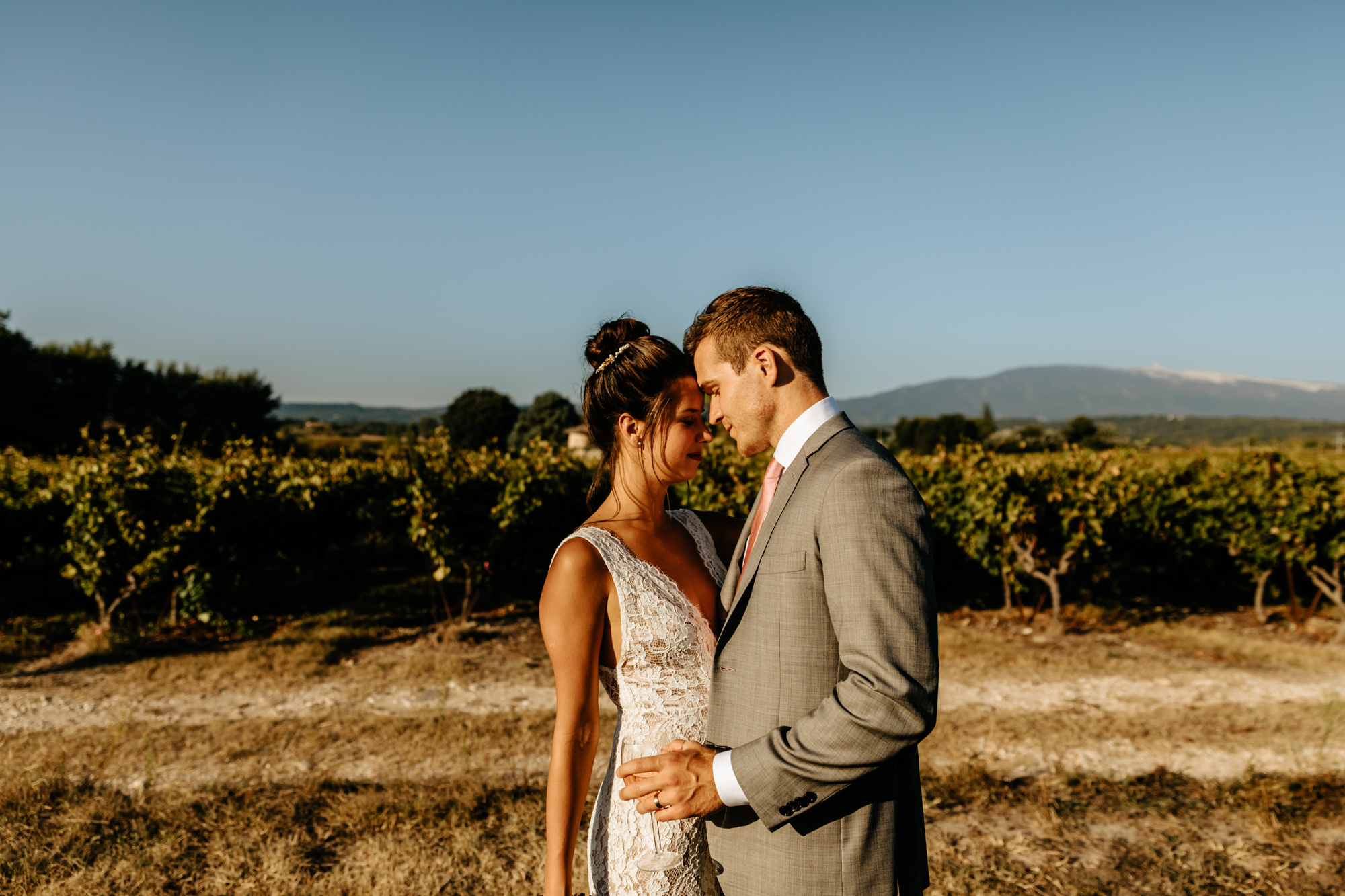 Photography wedding in provence  - castel mazan - Photo : Karol R. Photographie